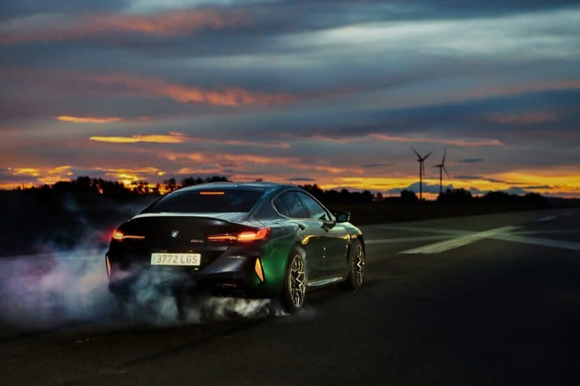 The BMW M8 Gran Coupe First Edition F93 4 830x553