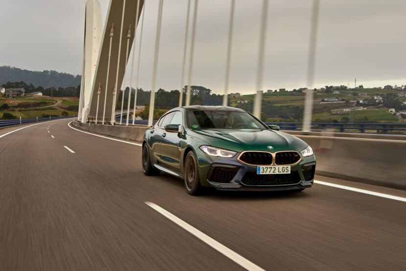 The BMW M8 Gran Coupe First Edition F93 5 830x553