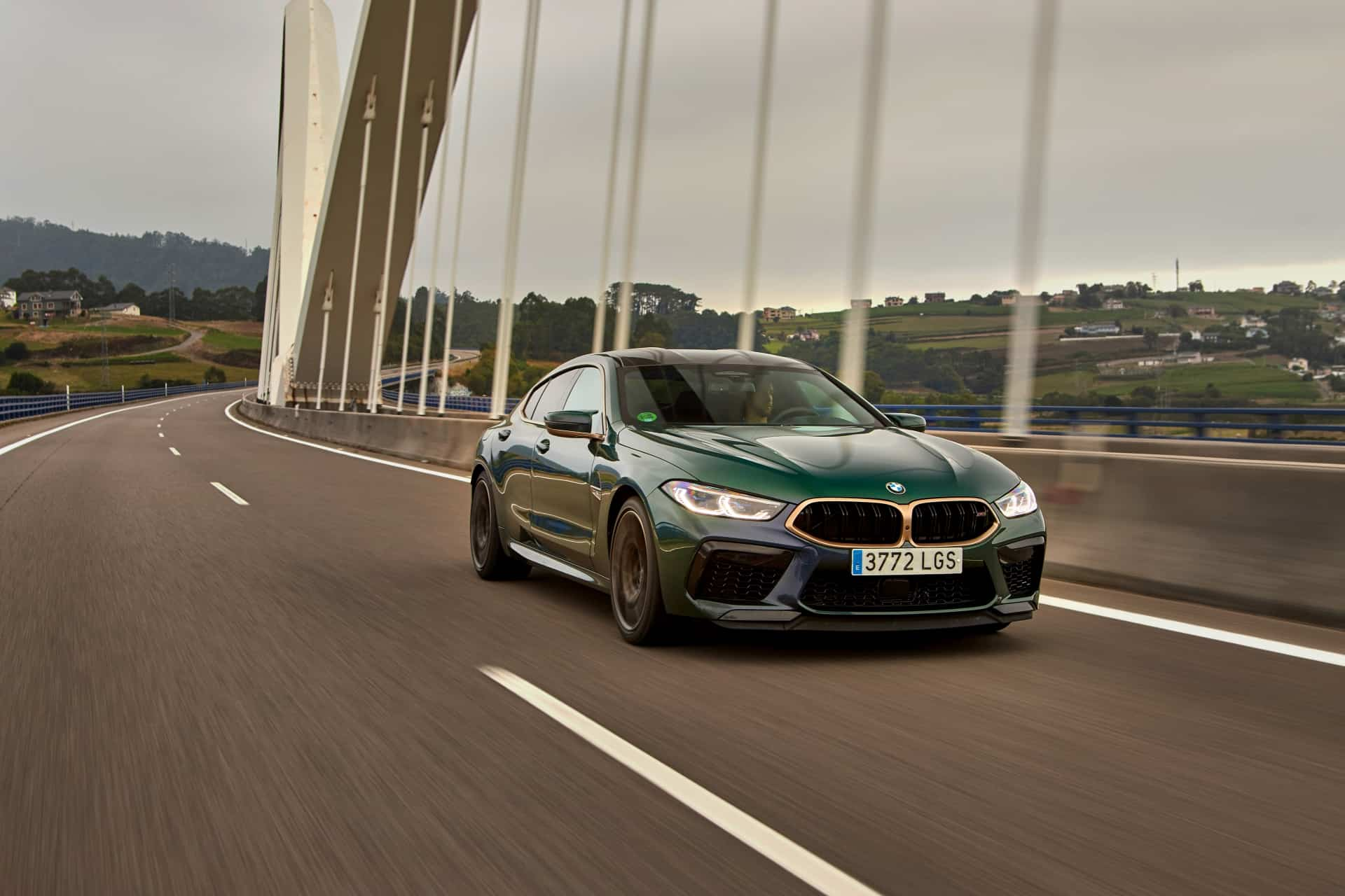 The BMW M8 Gran Coupe First Edition F93 5