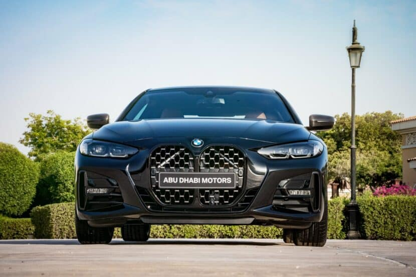 The new BMW 430i Coupe Dark Edition for UAE 4 830x553