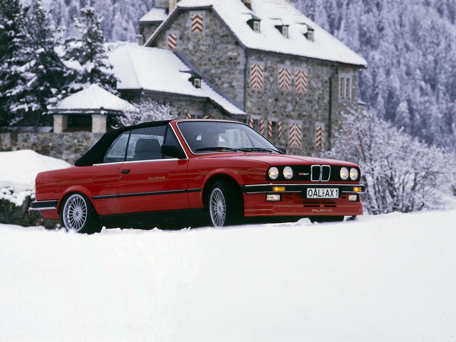 alpina E30 C2 00