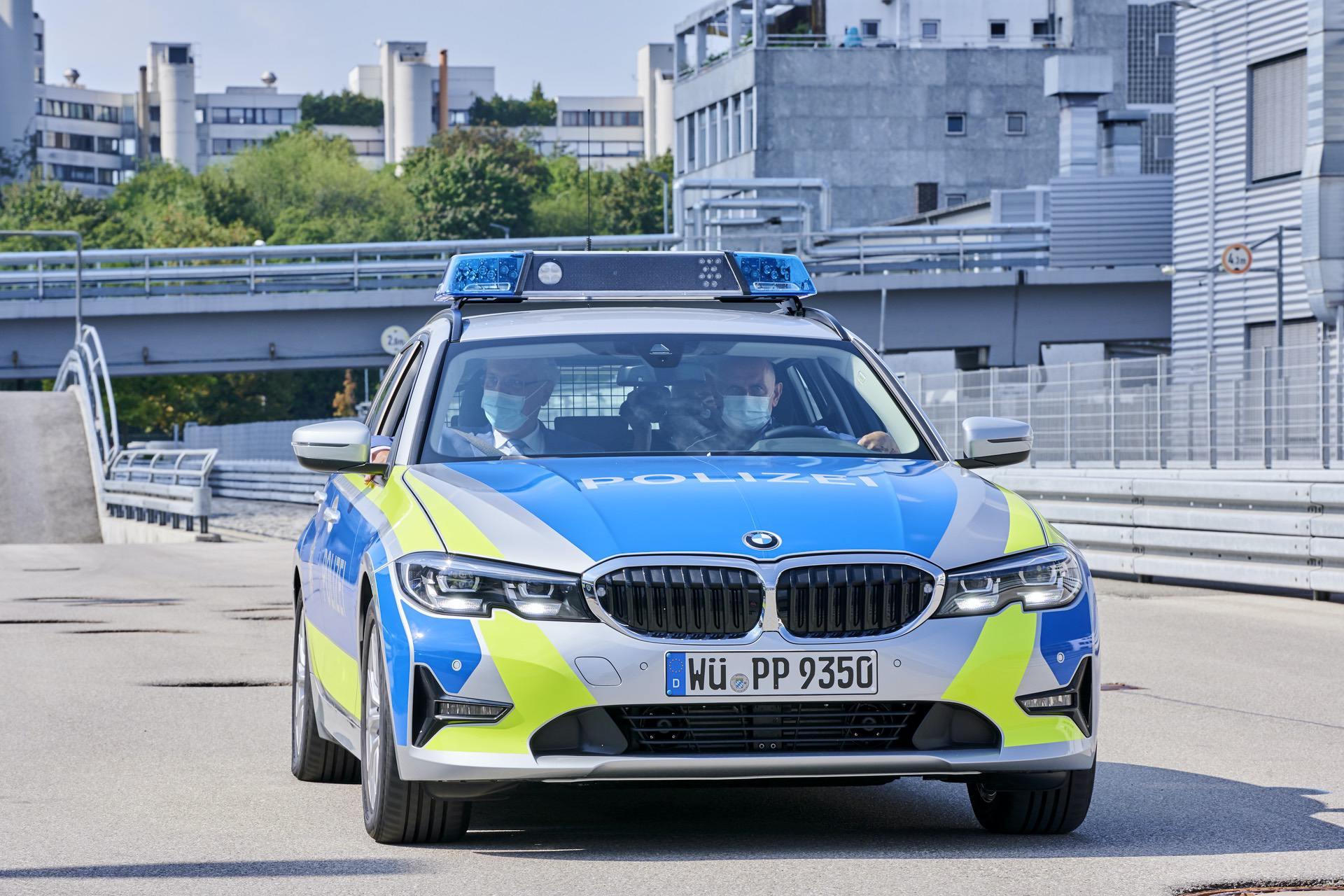 bavaria police bmw 3 series touring 04