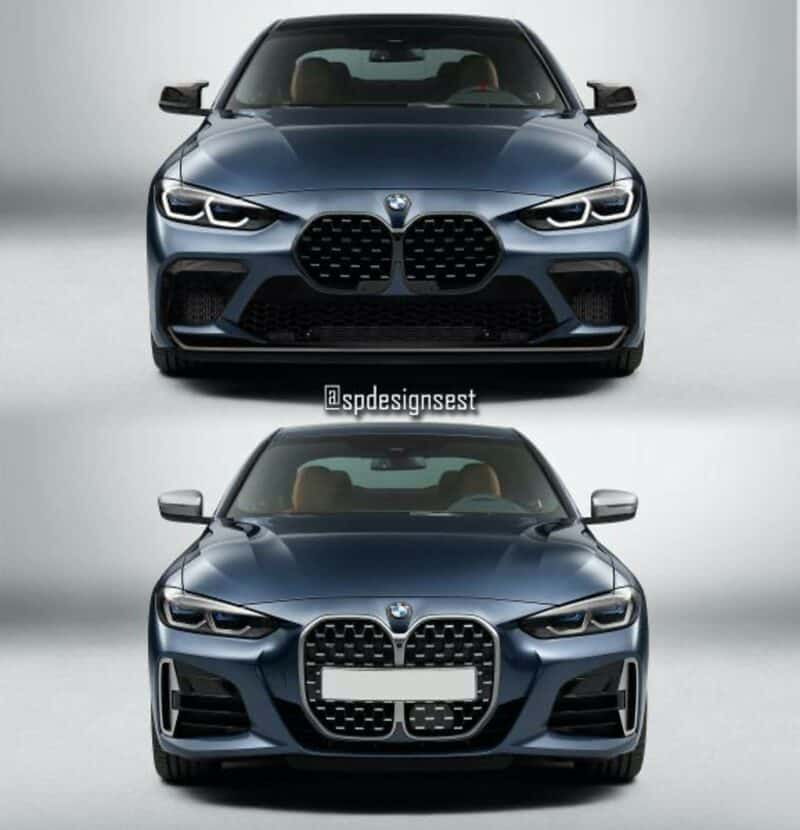 bmw 4 series small grille 02 800x830