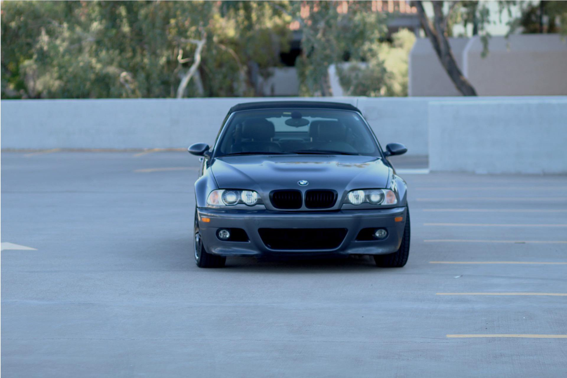 Used Car Review The Bmw E46 M3 Convertible With Smg