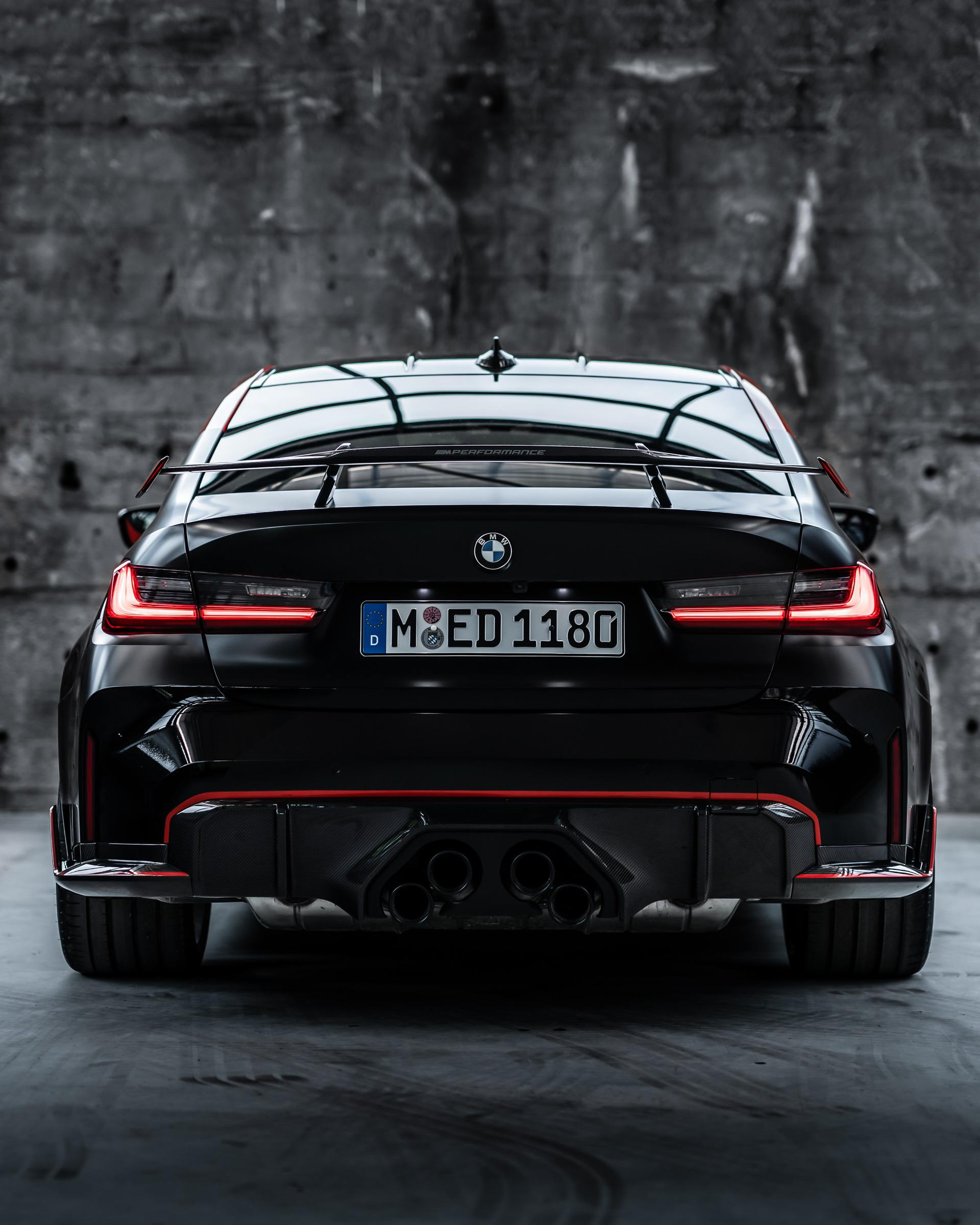 2021 Bmw M3 With M Performance Parts A New Photo Gallery