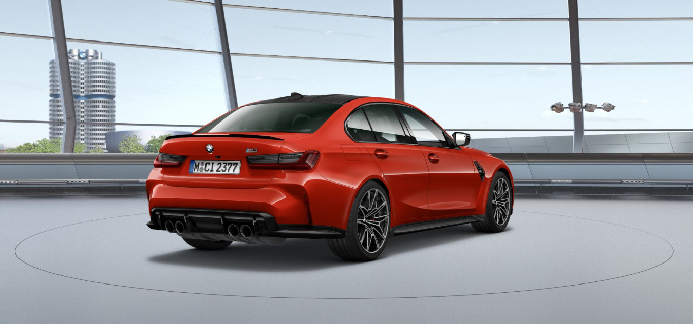 See The New 2021 Bmw M3 And M4 In Different Colors Including From Bmw Individual Mimicnews