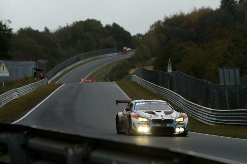 bmw m6 gt3 nurburgring 24 hours 04 830x553