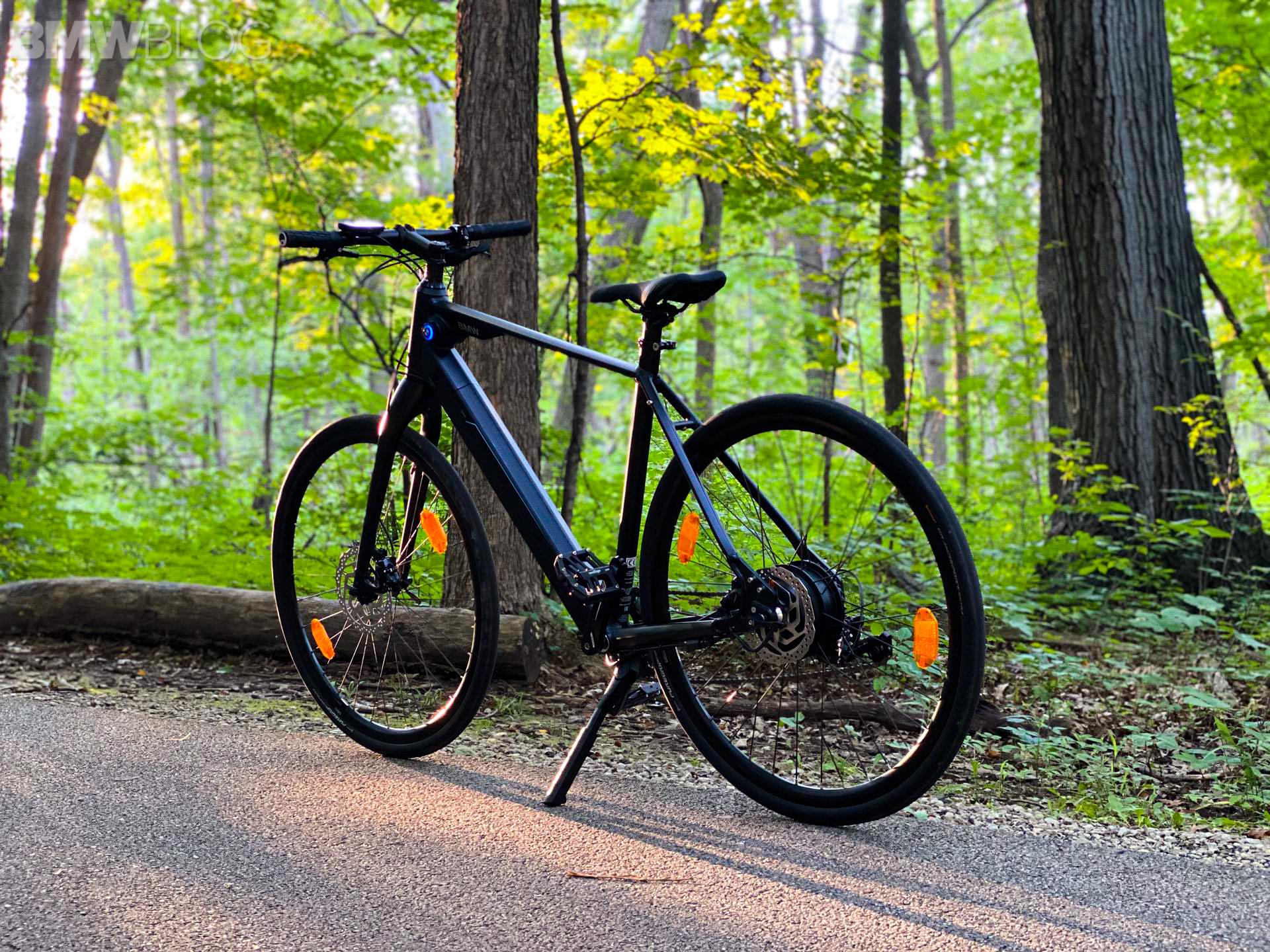 BMW Urban Hybrid E-Bike – Review and Ride Impressions