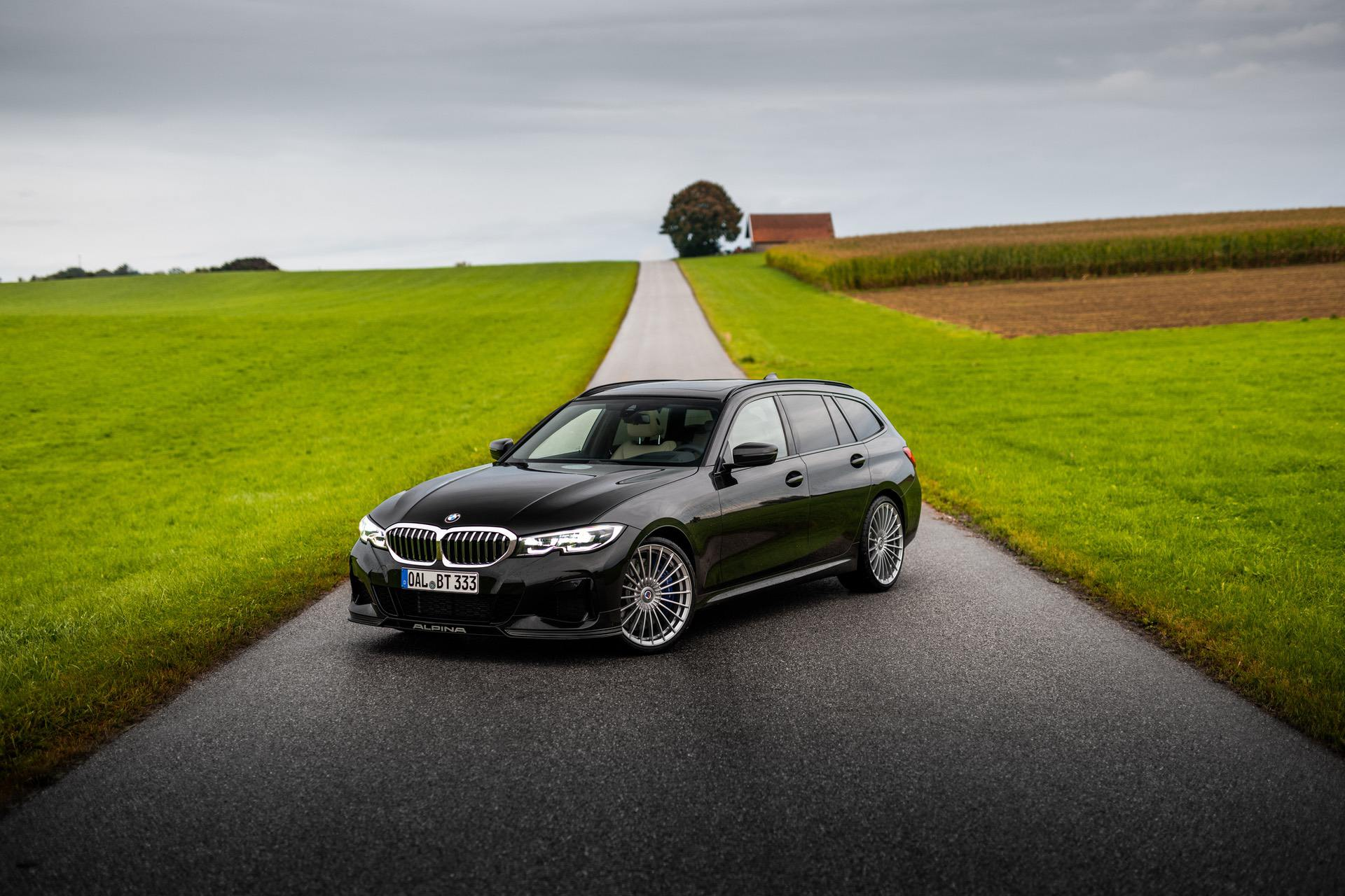 Видео: Alpina B3 Touring Review называет его суррогатом M3 Touring