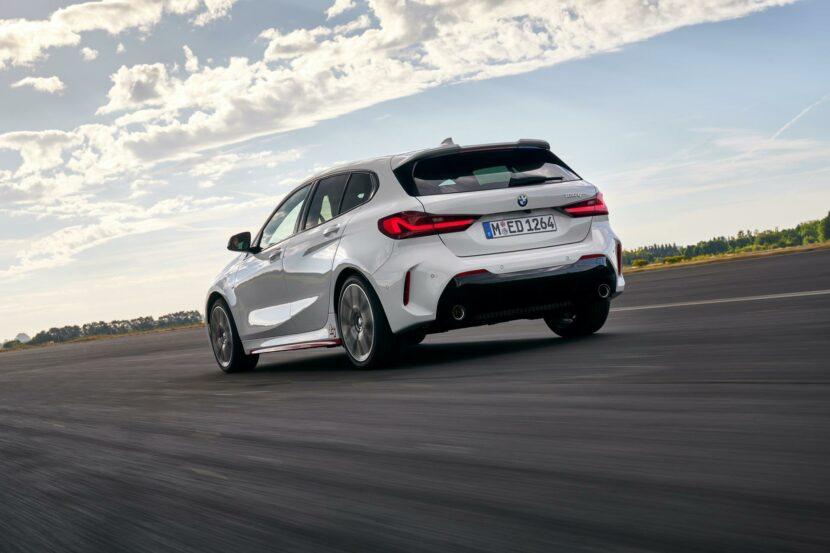 BMW 128ti 2021 года 10 830x553