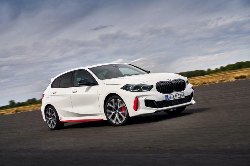 2021 BMW 128ti 12 830x553