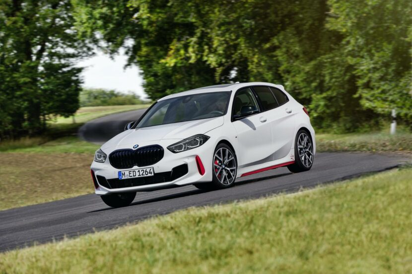 BMW 128ti 2021 года 17 830x553