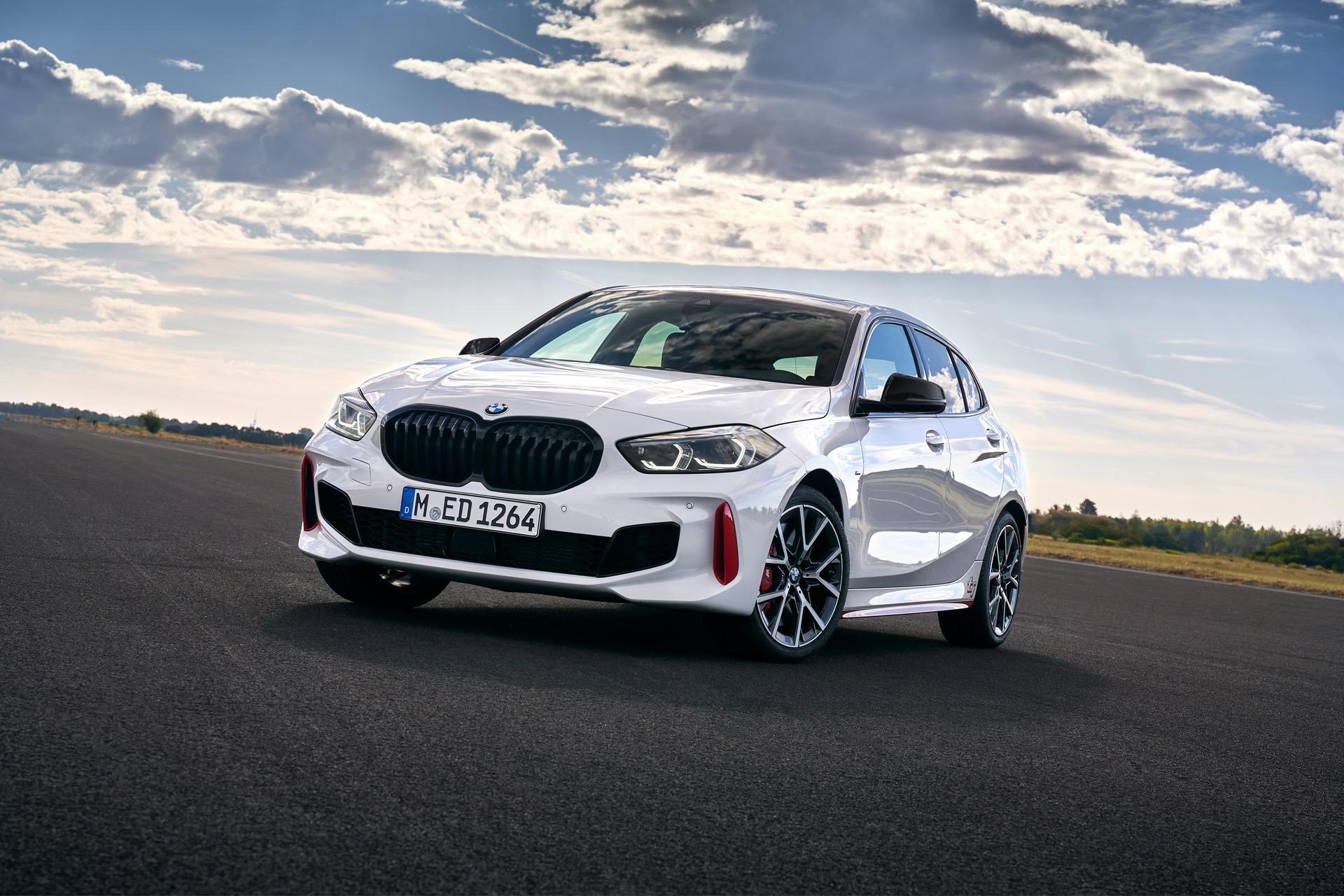 Top Gear протестировали BMW 128ti — новый Volkswagen GTI?