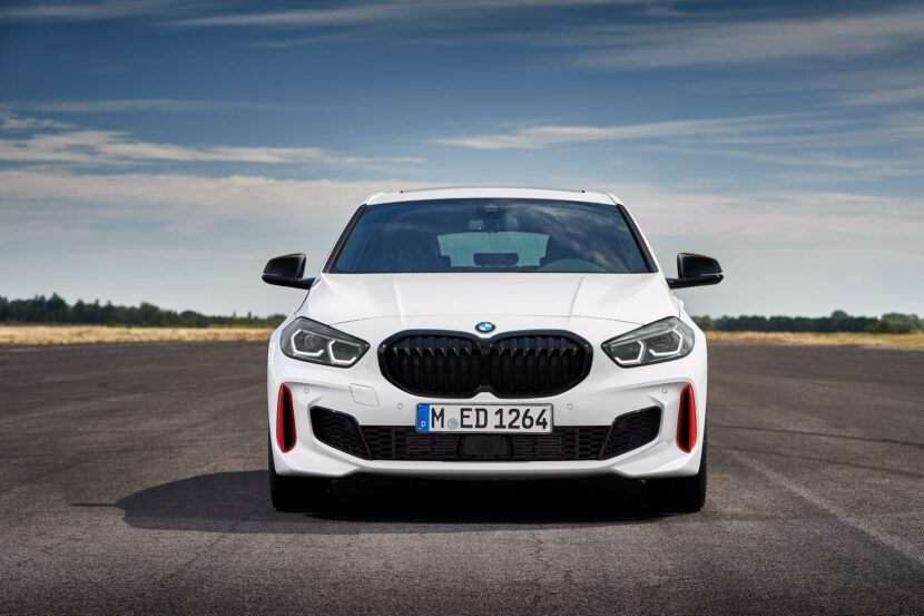 2021 BMW 128ti 25 830x553