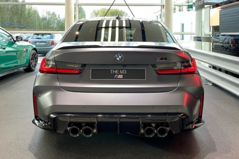 2021 BMW M3 G80 Frozen Dark Grey 6 830x552