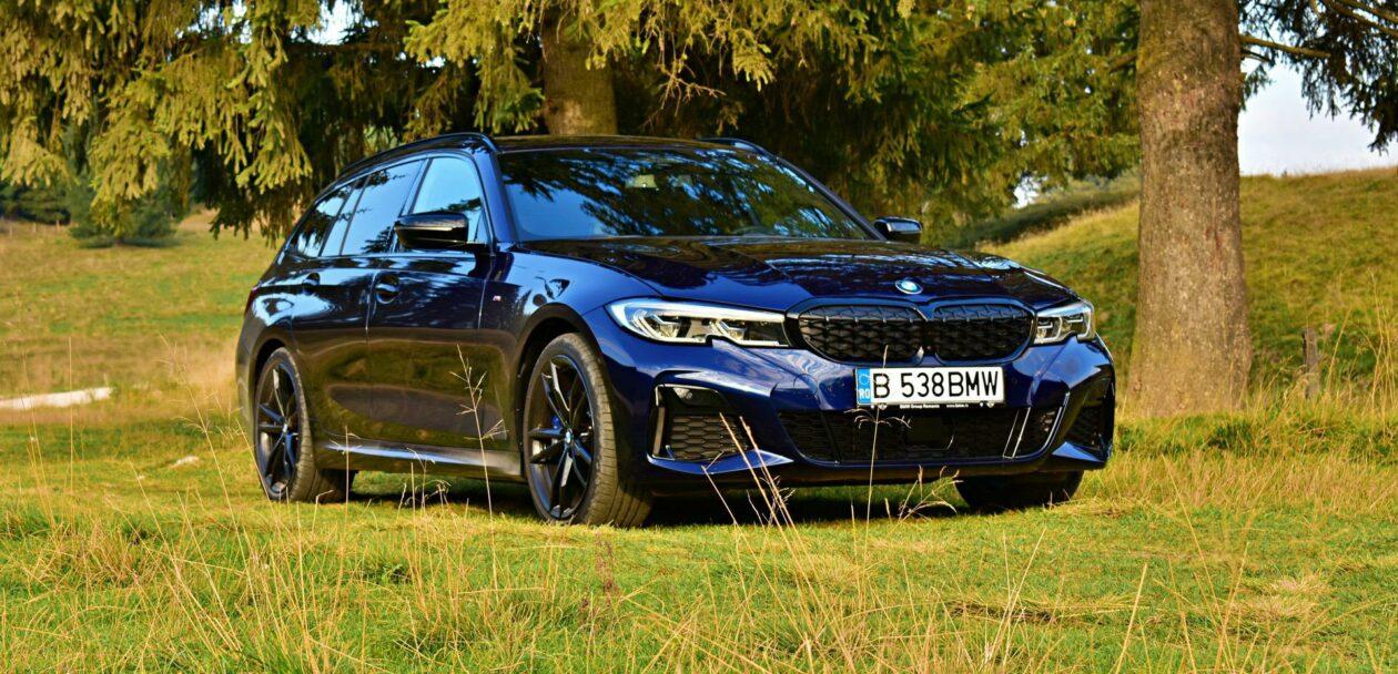 2021 BMW M340d xDrive Touring (G21) - Test Drive