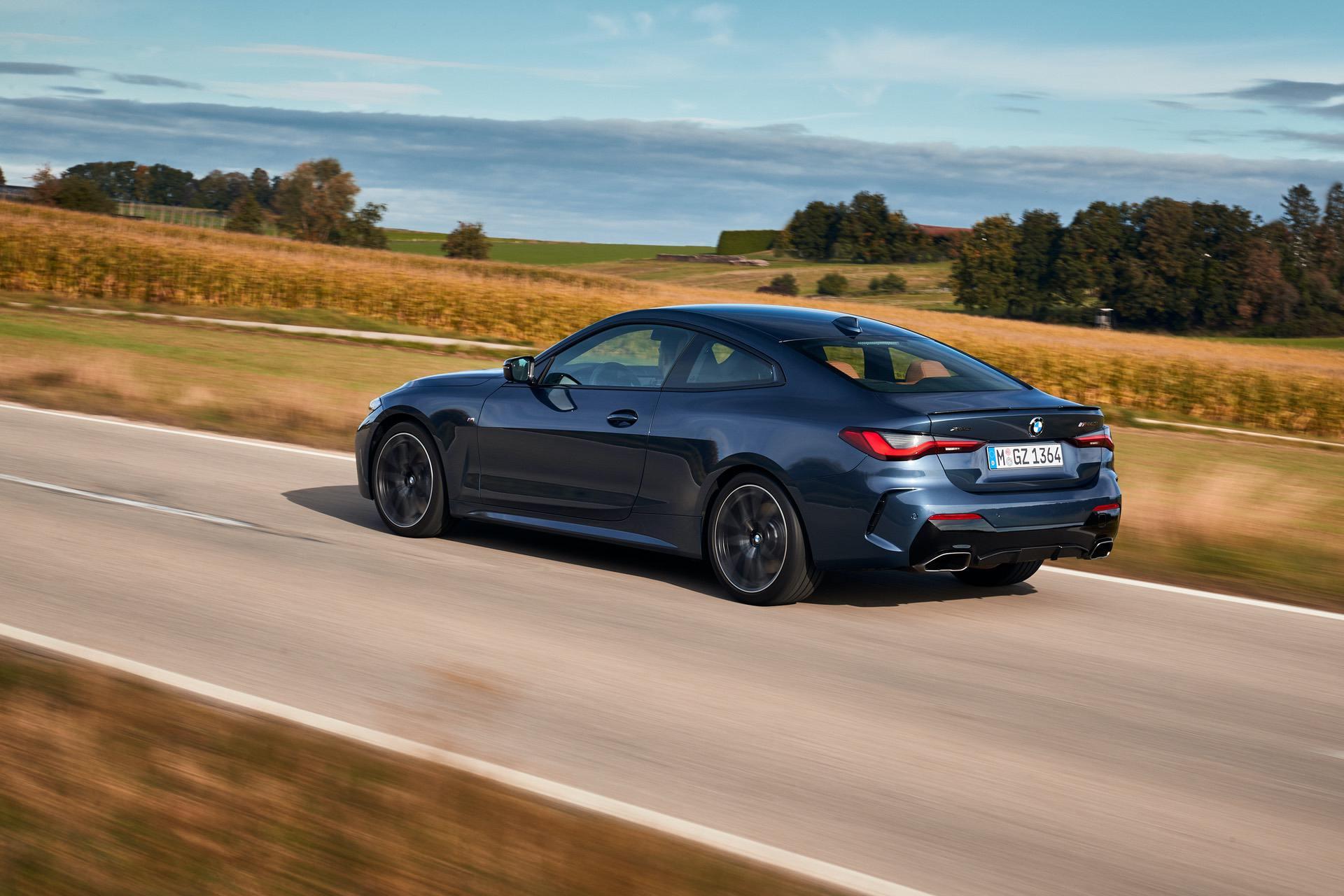 TEST DRIVE: 2021 BMW M440i xDrive - News AKMI