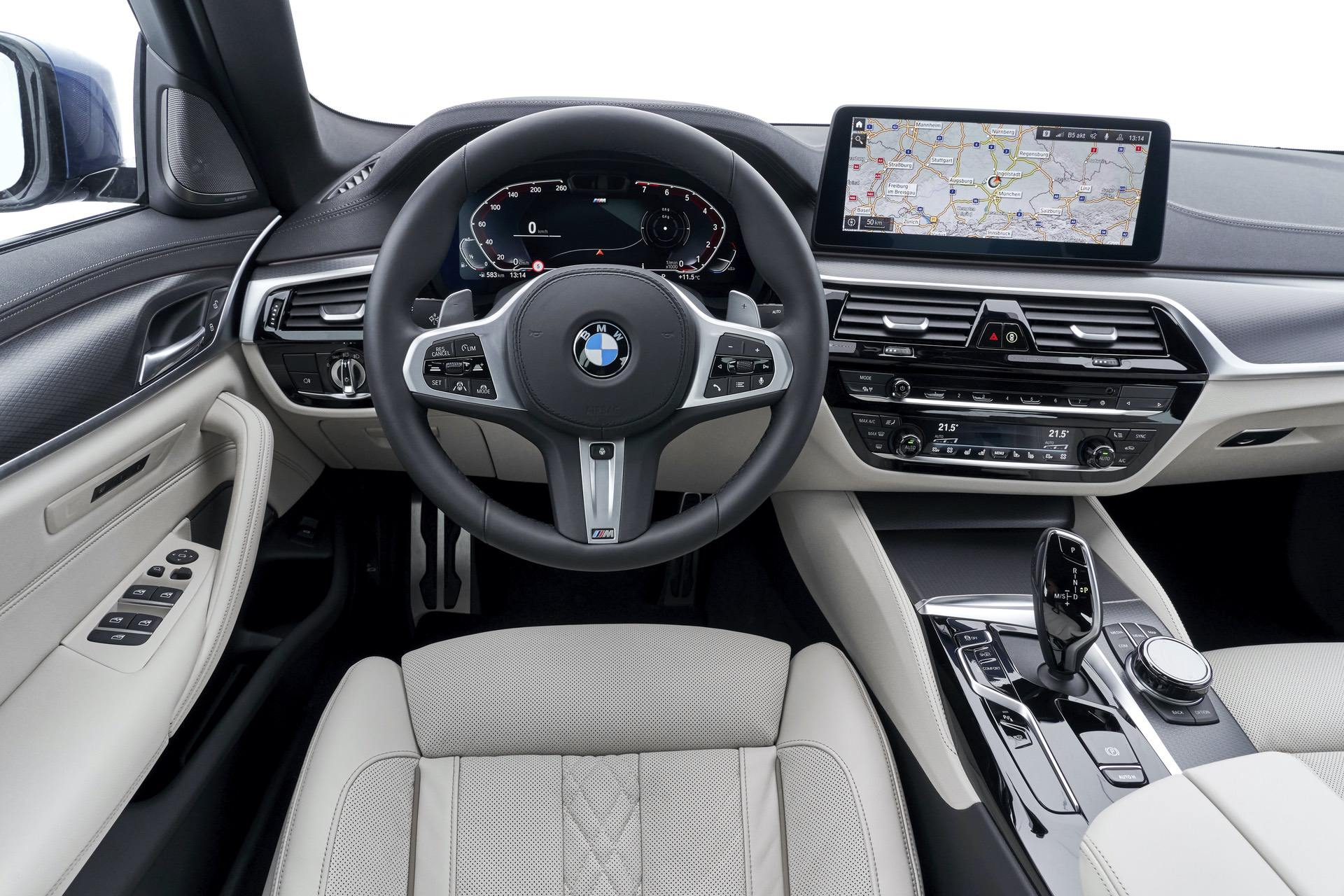 Test Drive 2021 Bmw 5 Series Facelift It Does Everything It Needs To Do