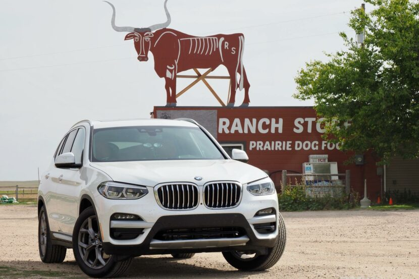 2021 bmw x3 xdrive30e review 34 830x553