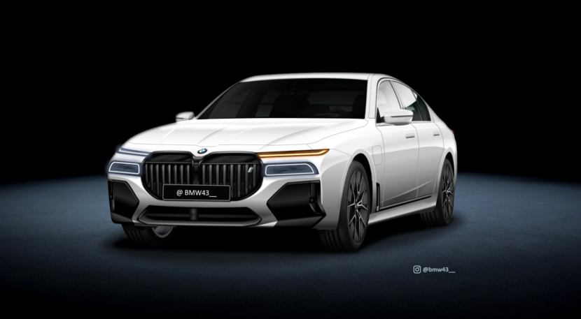 2022 bmw 7 series rendering 1 830x457