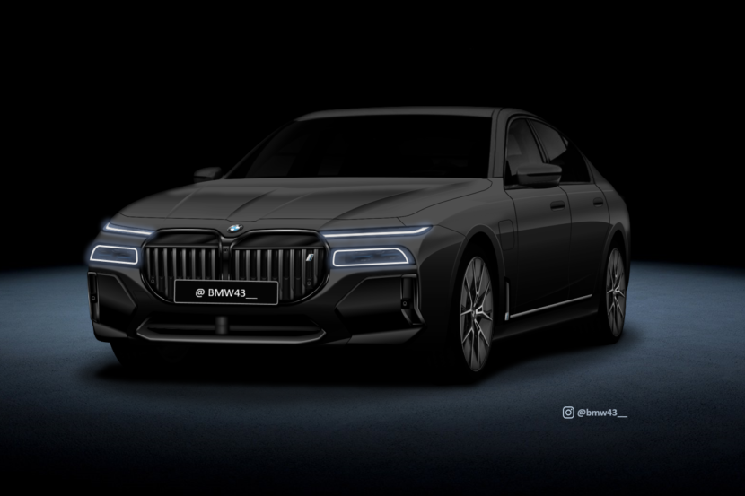 2022 bmw 7 series rendering 830x553