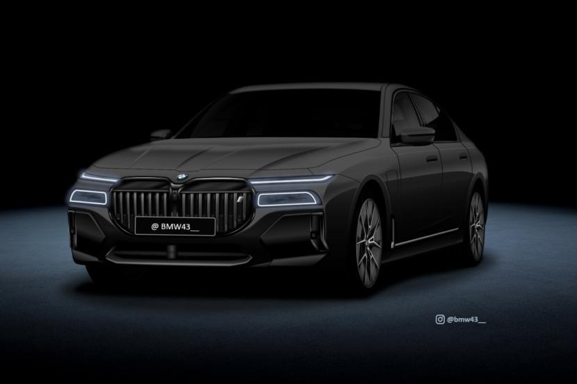 Next-gen BMW 7 Series not coming to 2021 Munich Auto Show