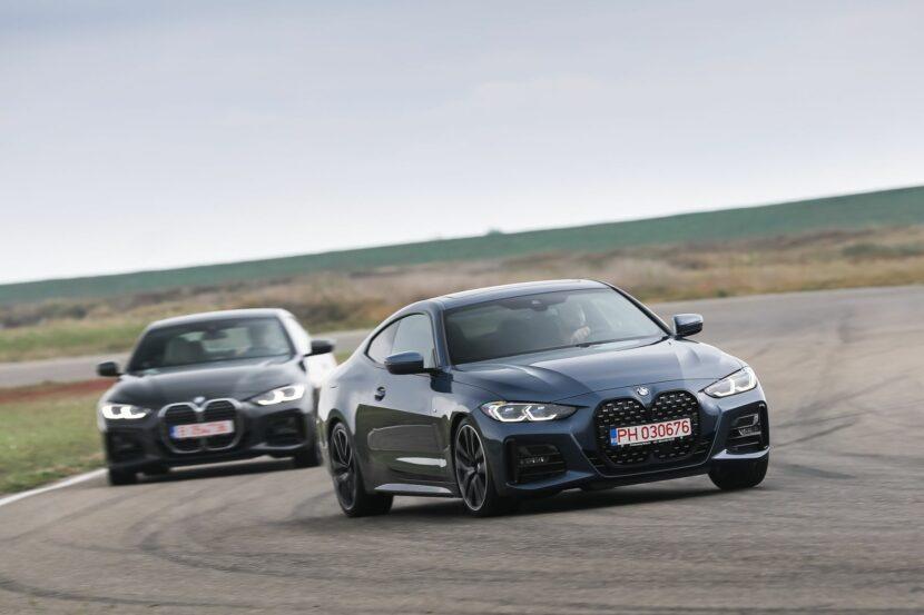 BMW 4 Series Track 138 830x553