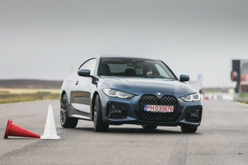 BMW 4 Series Track 17 830x553