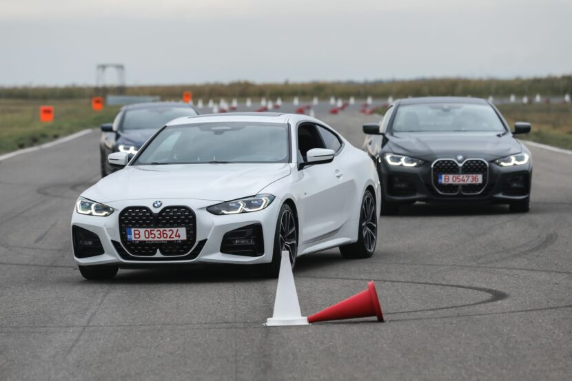 BMW 4 Series Track 191 830x553