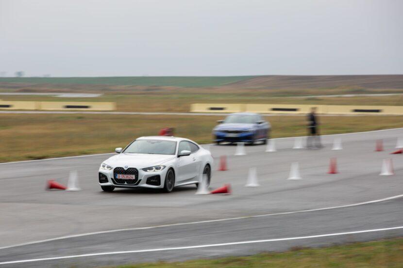 BMW 4 Series Track 243 830x553