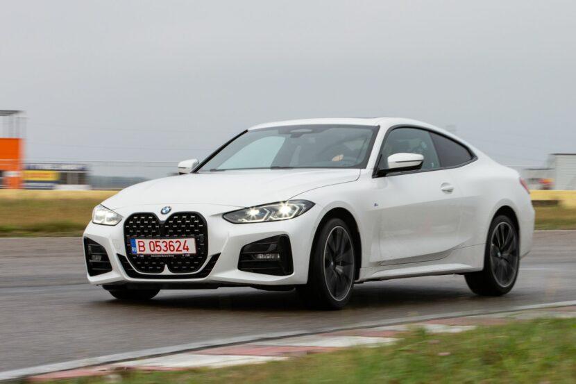 BMW 4 Series Track 257 830x553