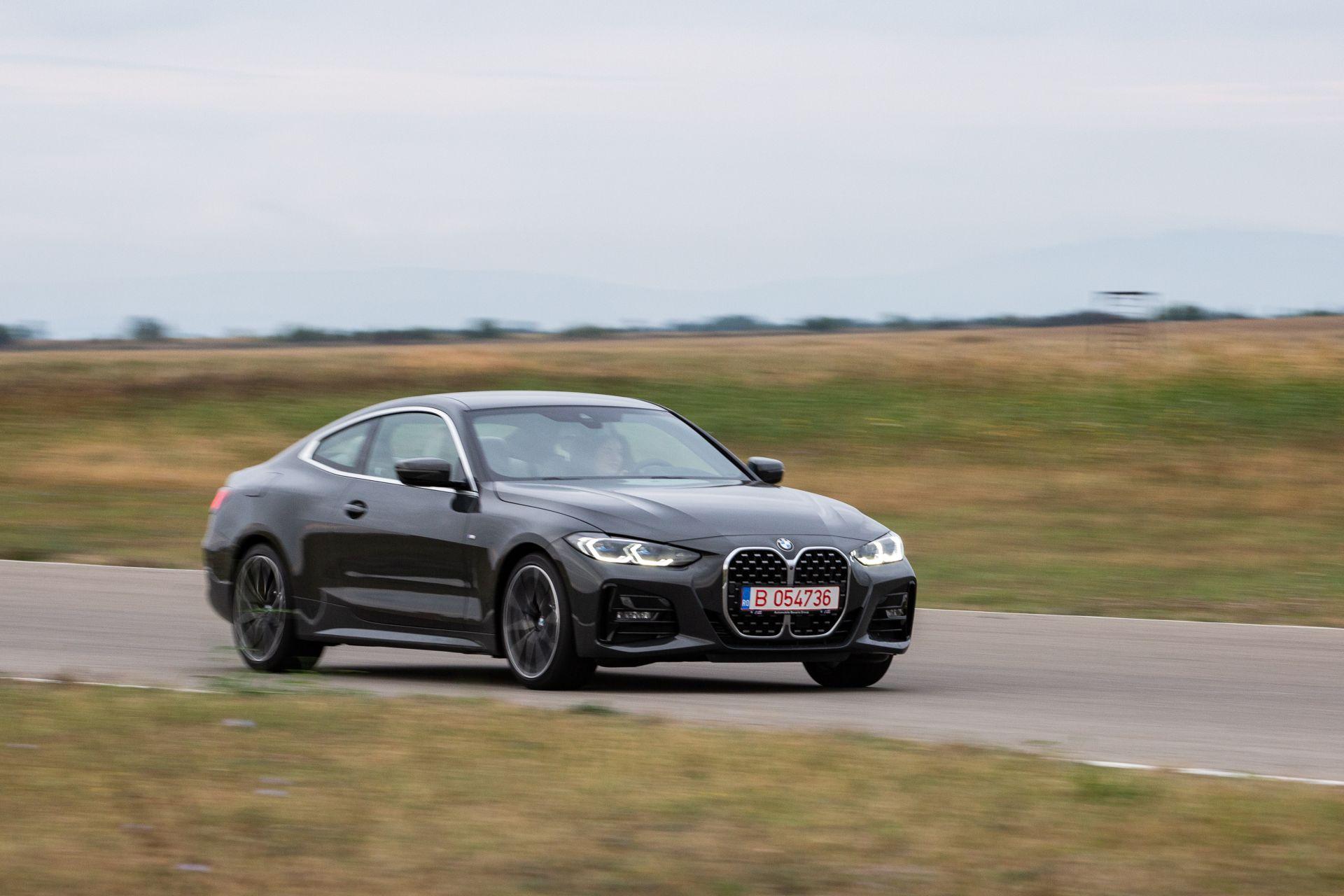 BMW 4 Series Track 364