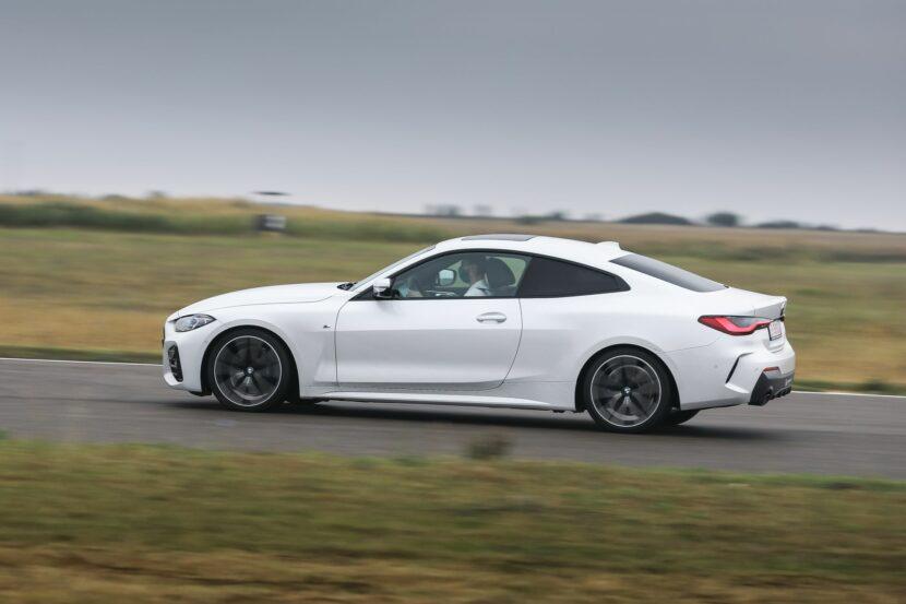 BMW 4 Series Track 52 830x553