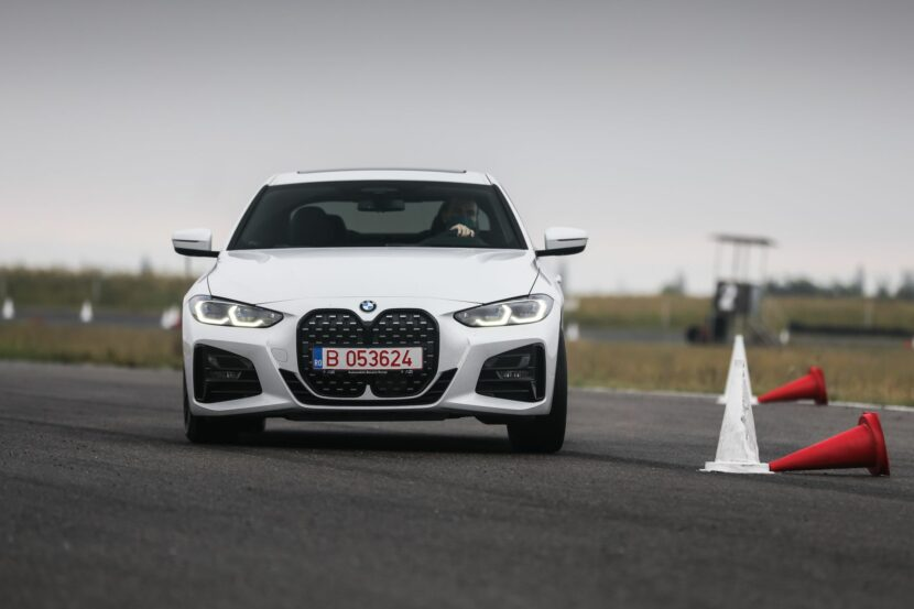 BMW 4 Series Track 59 830x553