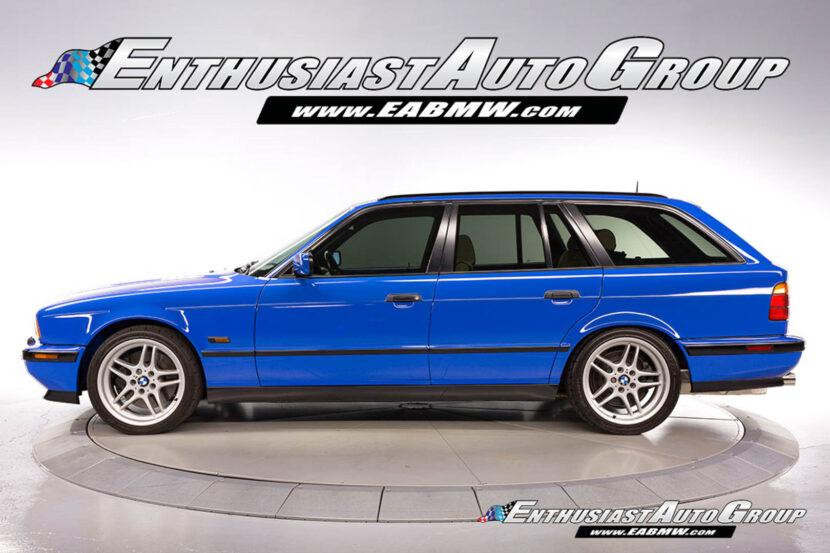 EAG E34 BMW M5 Touring 99 830x553