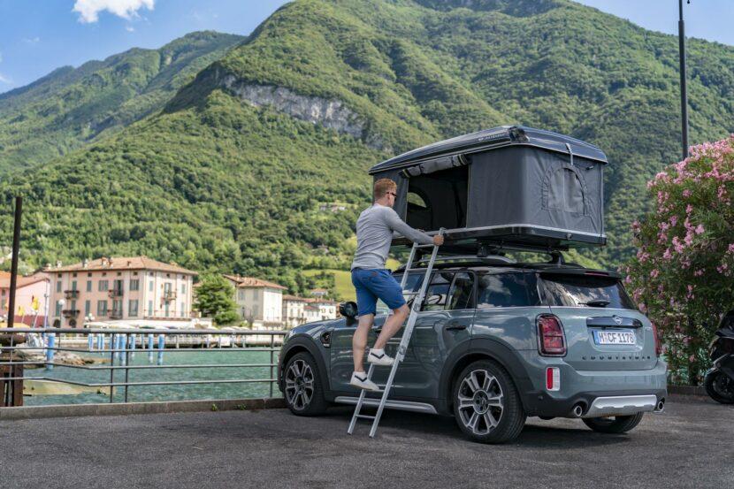 MINI Cooper S Countryman ALL4 tent 08 830x553