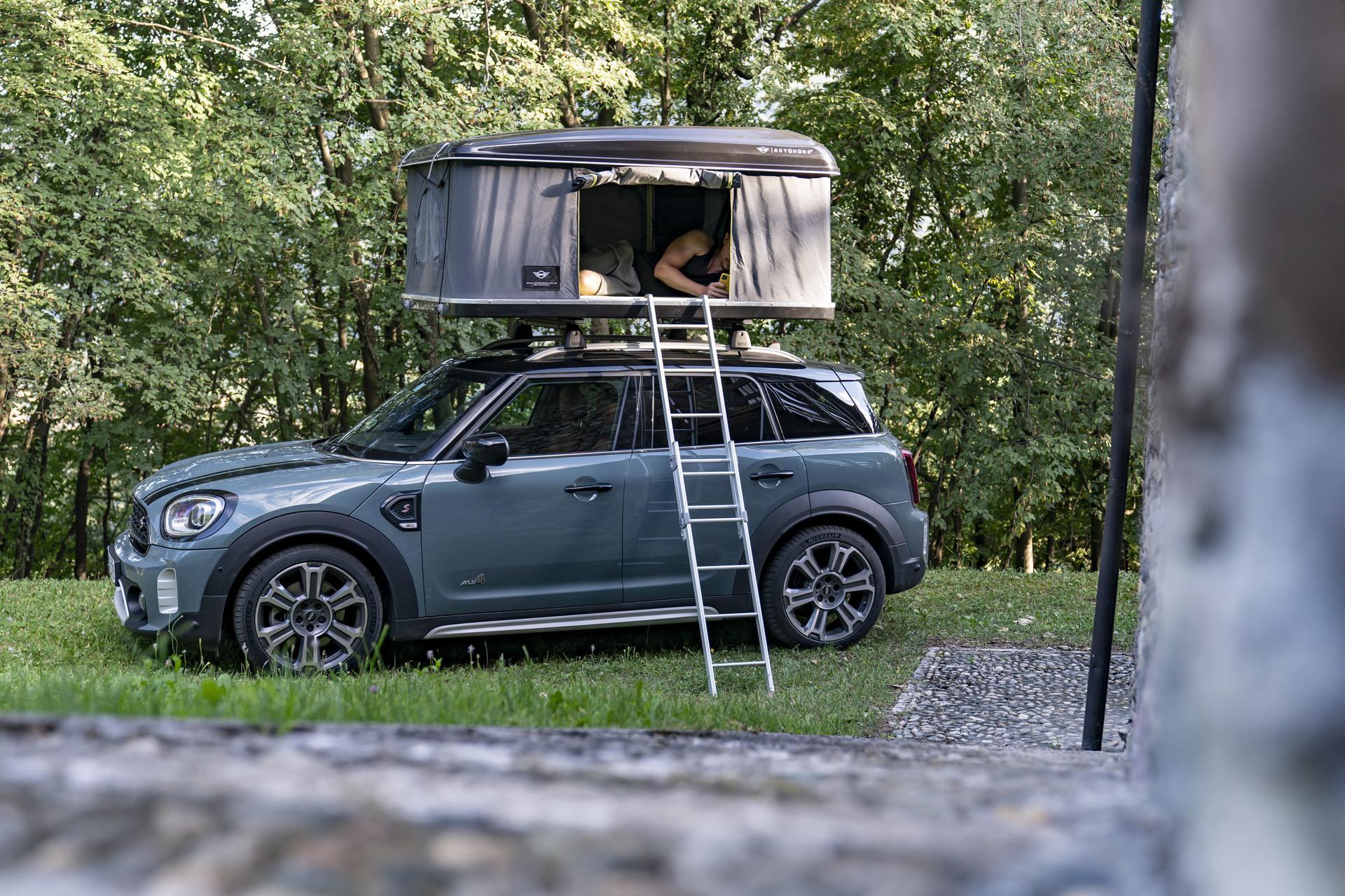 MINI Cooper S Countryman ALL4 tent 14