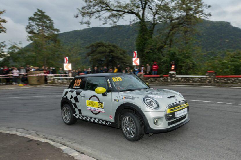 MINI Cooper SE Racing 1 830x553