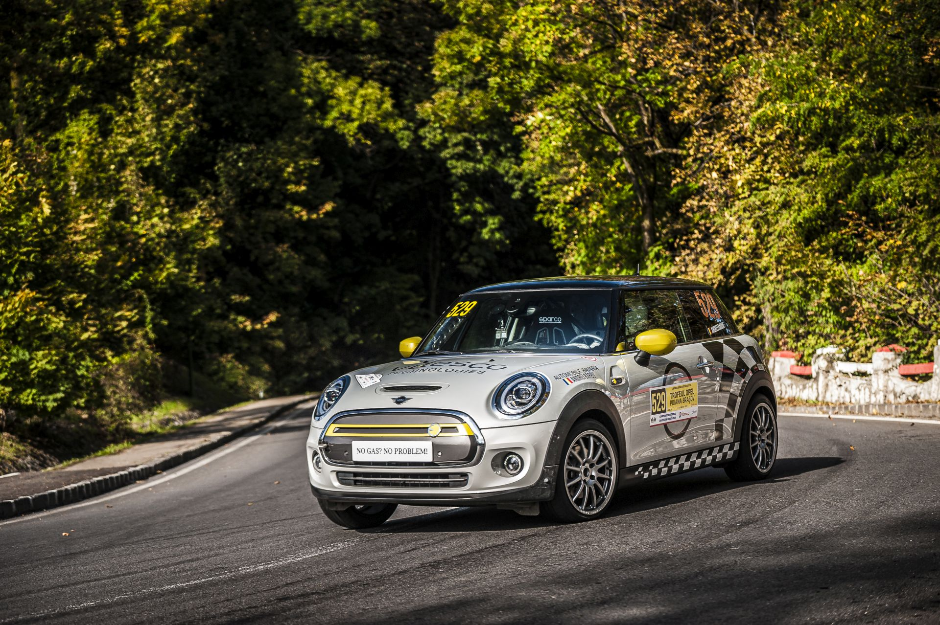 MINI Cooper SE Racing 5