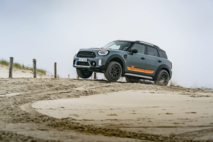 MINI Countryman powered by X Raid 16 830x553