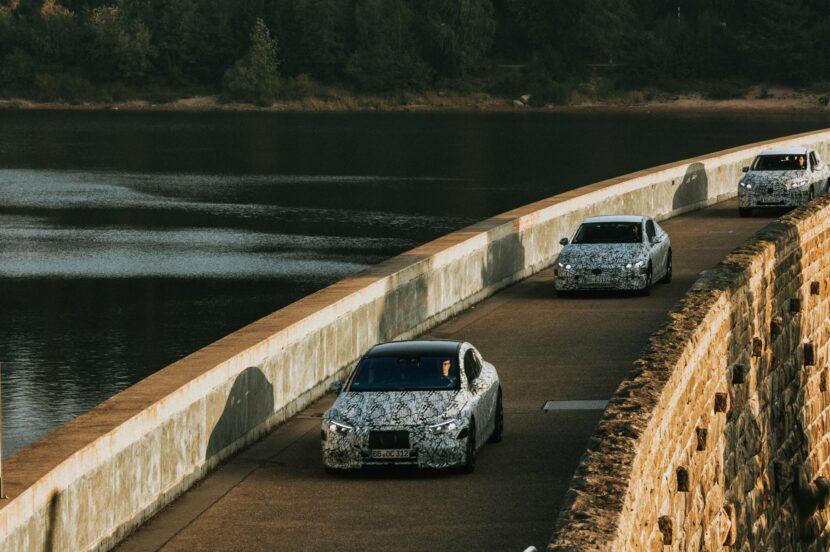Mercedes EQ EQS EQE SUV 05 830x552