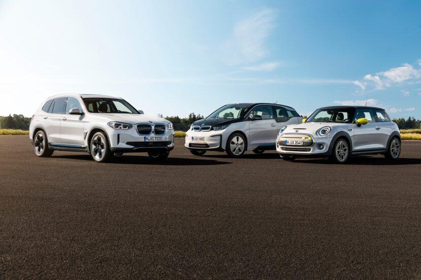 BMW UK unveils mobile EV charging unit using old batteries