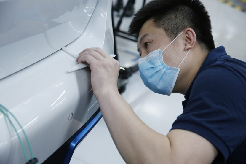 Video: Here's how the BMW iX3 is made at the Shenyang Plant