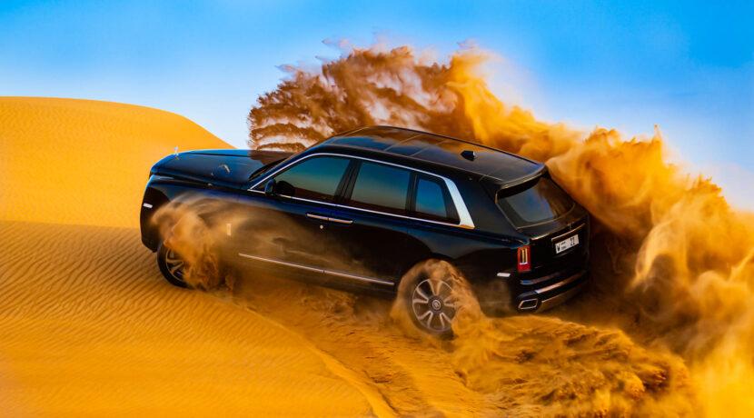 Rolls Royce Cullinan Desert 12 830x460