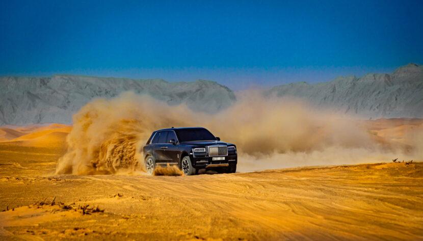 Rolls Royce Cullinan Desert 9 830x473