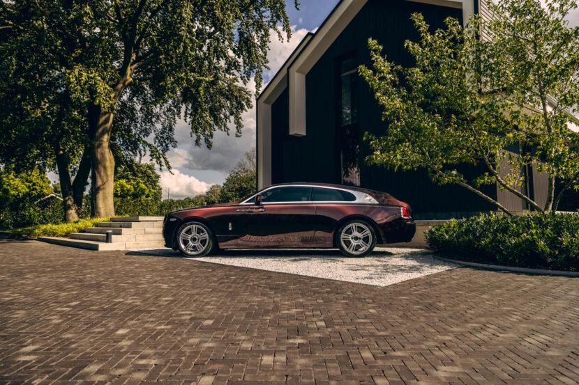 Rolls Royce Wraith Shooting Brake Neils van Roij Design 5 830x553