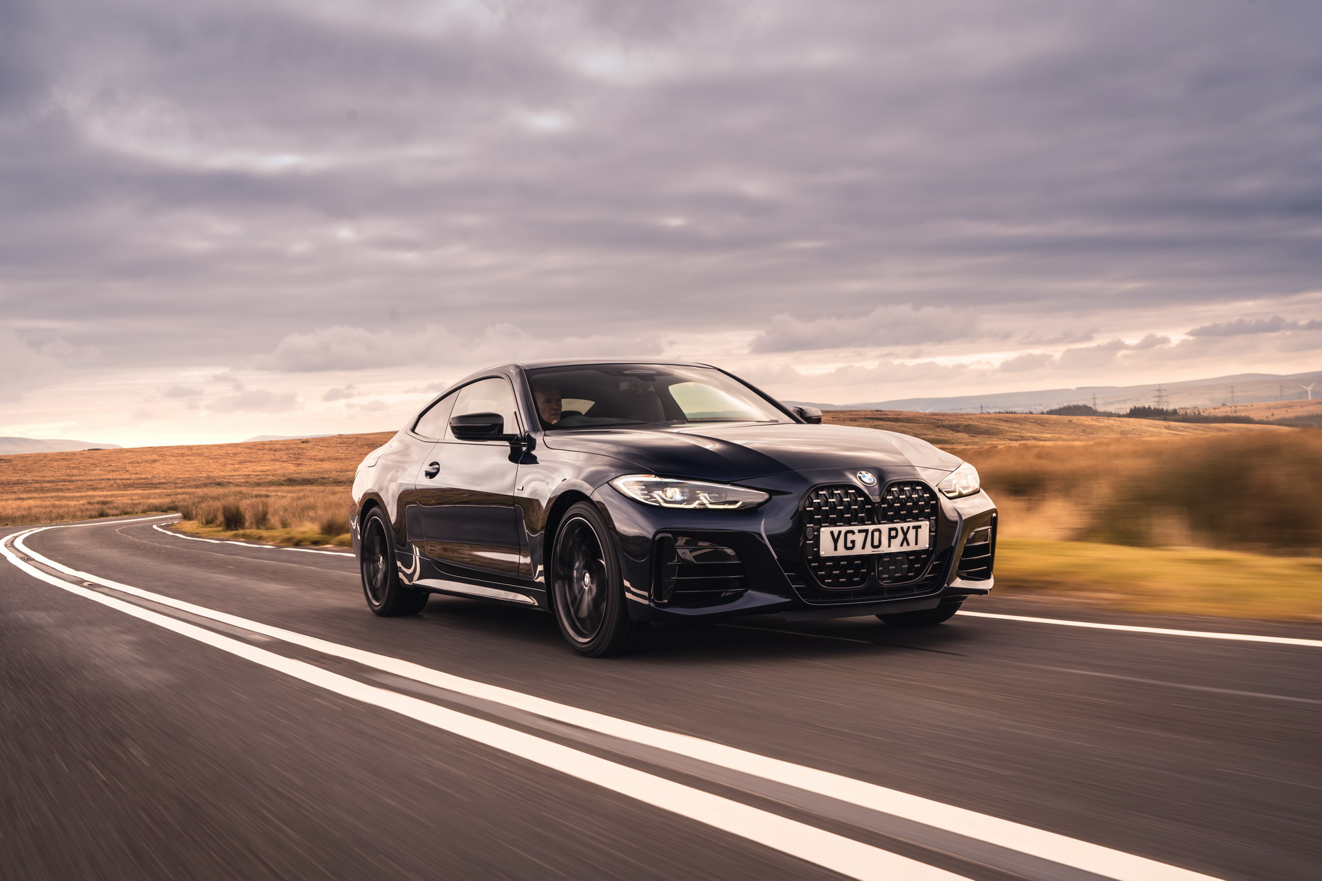 The New BMW M440i xDrive Coupe G22 UK 1