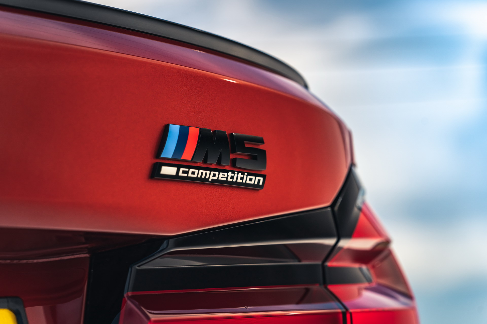 The New BMW M5 Competition UK 29