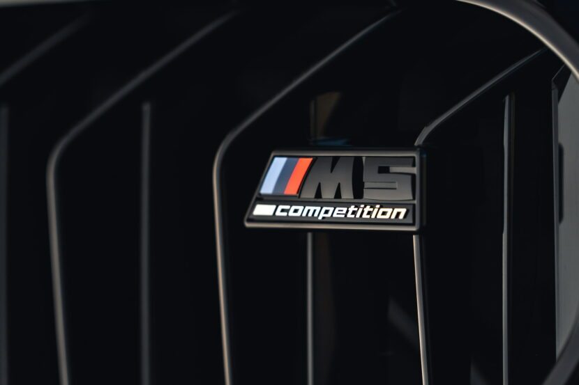 The New BMW M5 Competition UK 33 830x553