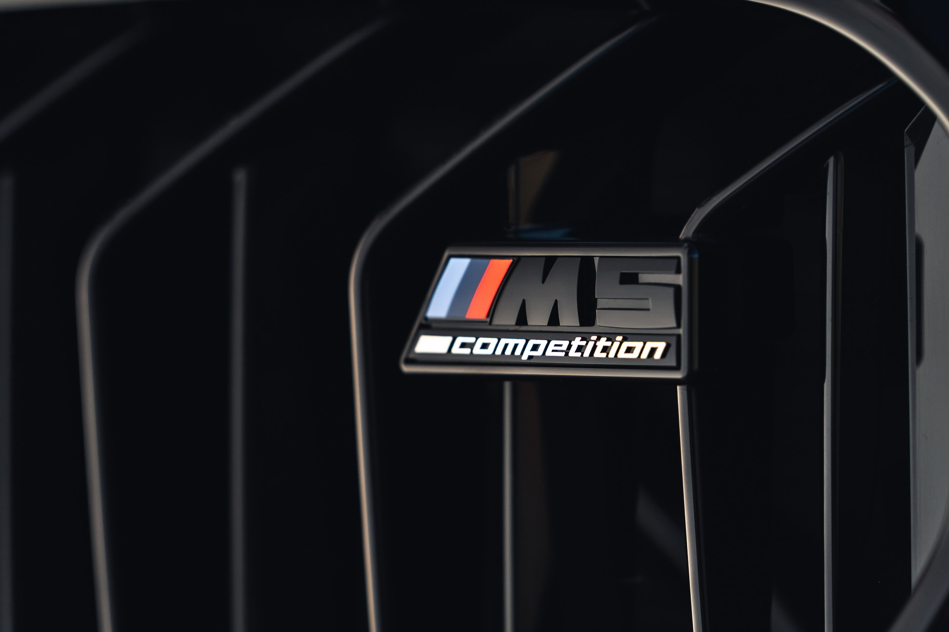 The New BMW M5 Competition UK 33